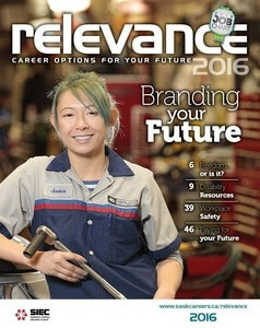 Relevance Magazine 2016 cover page