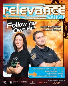 Relevance Magazine 2009 cover page