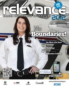 Relevance Magazine 2012 cover page