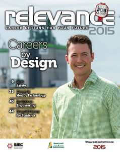 Relevance Magazine 2015 cover page