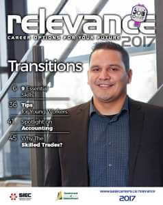 Relevance Magazine 2017 cover page
