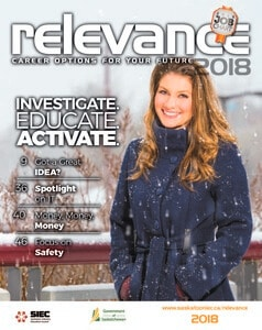 Relevance Magazine 2018 cover page
