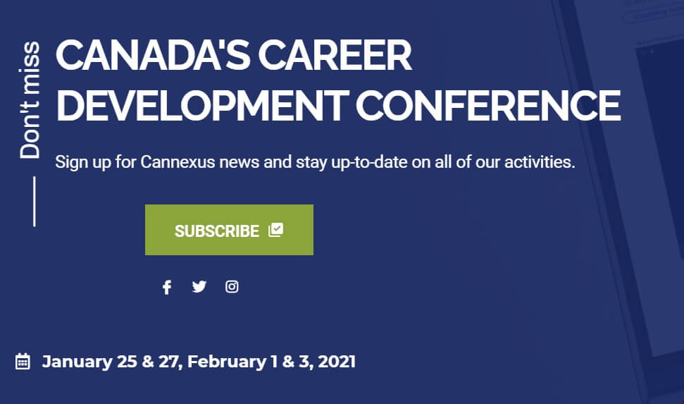 Canada Career Development Conference featured image
