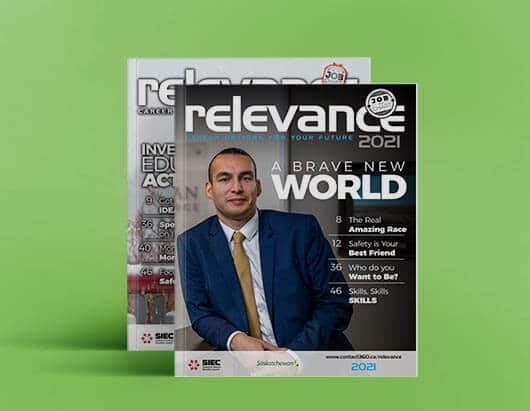 Relevance 2021 Magazine Featured Image