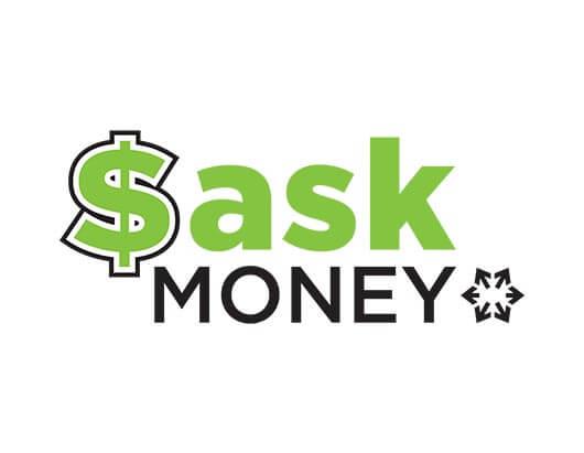 SaskMoney logo