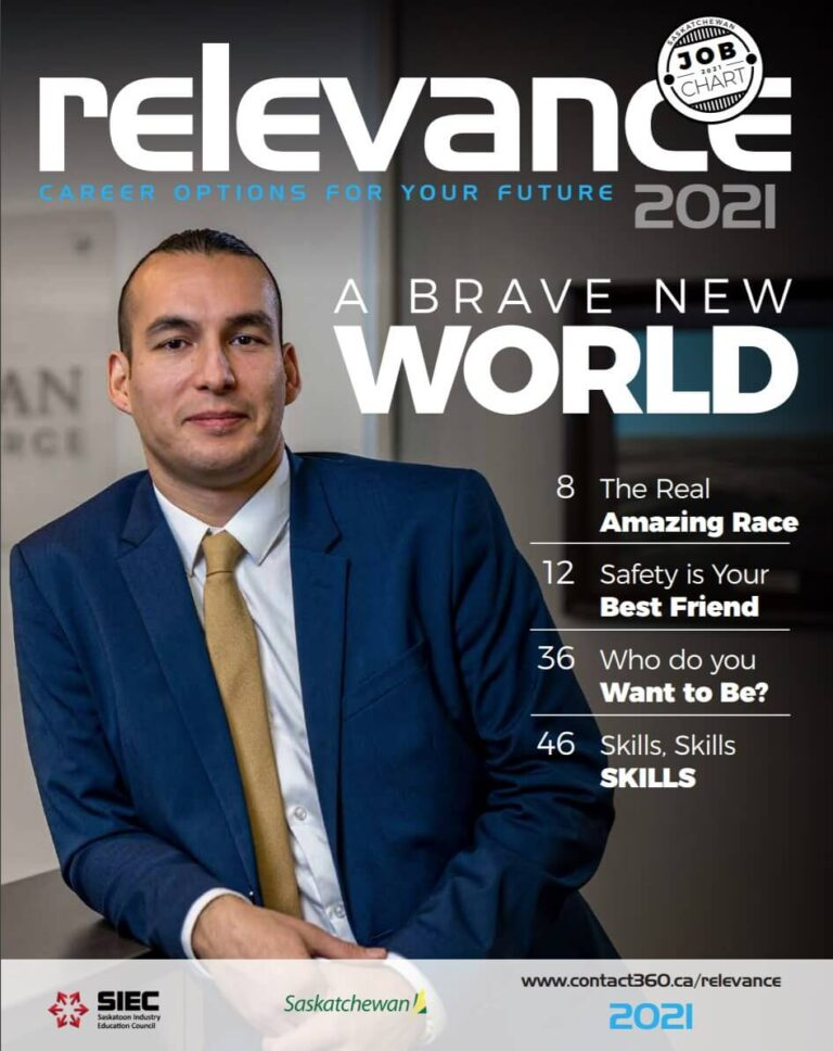 Relevance 2021 Cover