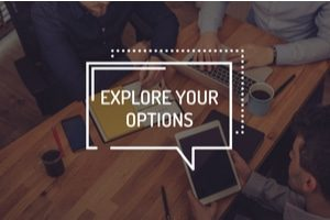 Explore your options featured image